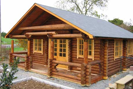 Wooden Chalets For Sale In Ireland